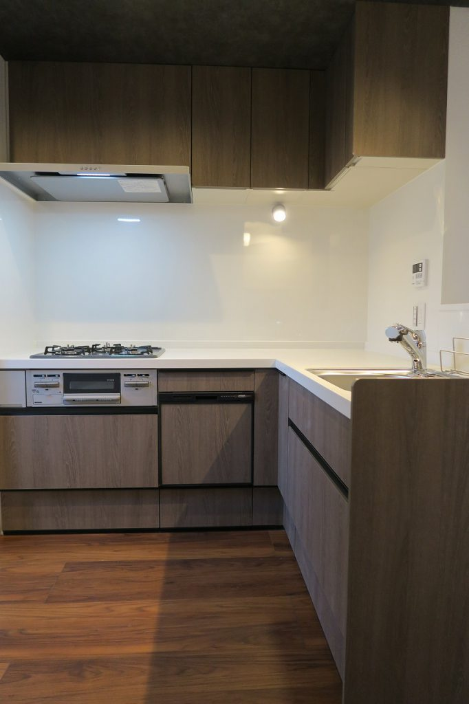 LIXIL キッチン L型